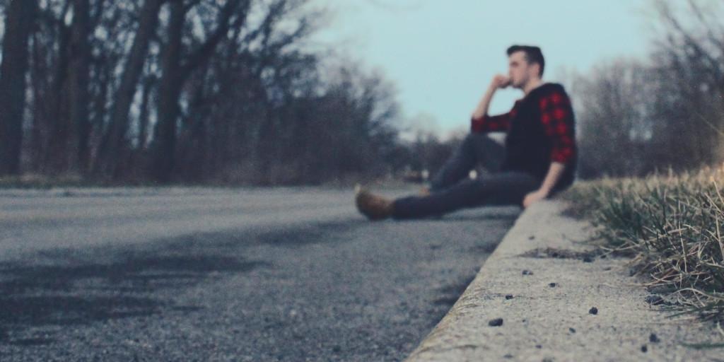 Я влюбился в незнакомого парня