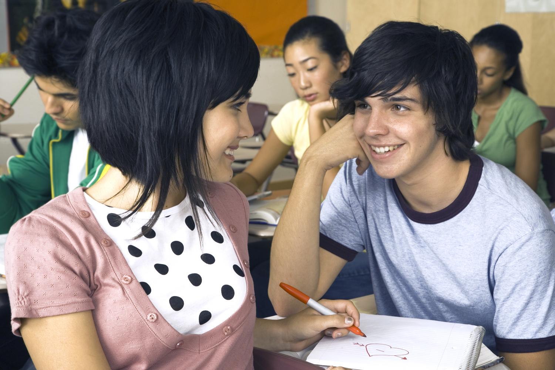 Как влюбить в себя одноклассницу
