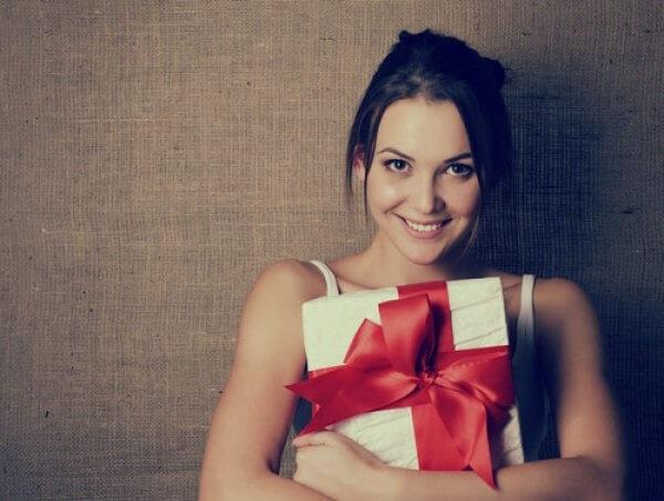 Умейте принимать подарки