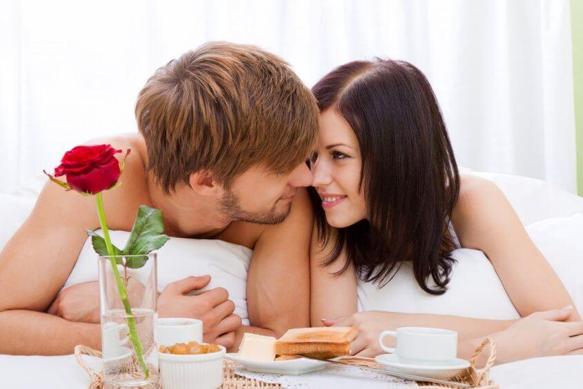 Как сделать первую близость незабываемой?