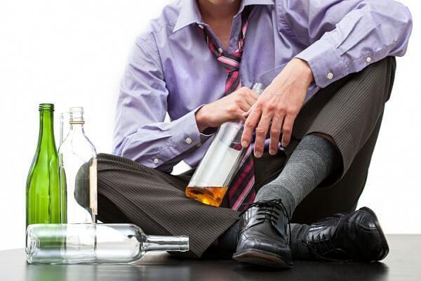 Мой муж пьет, что делать?