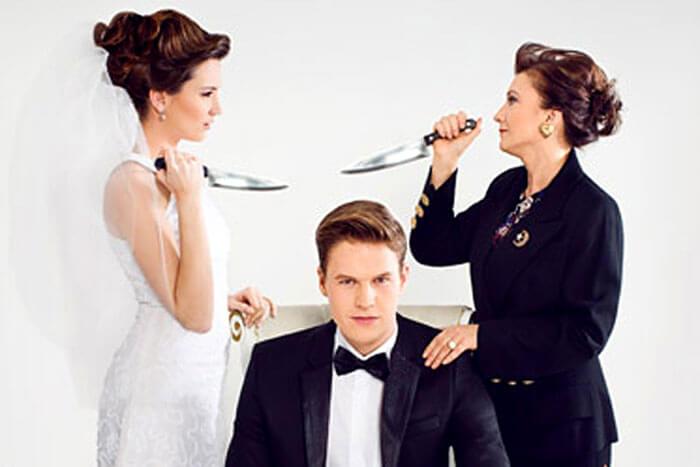 Невестка-свекровь. Как разрешить конфликт?