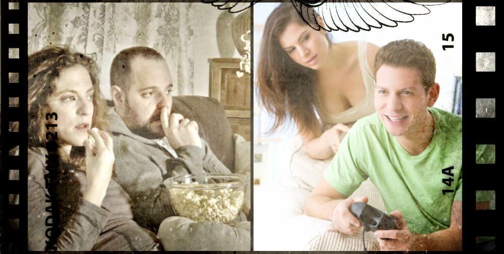 Такие разные семейные отношения