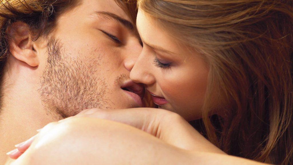 Этапы французского поцелуя