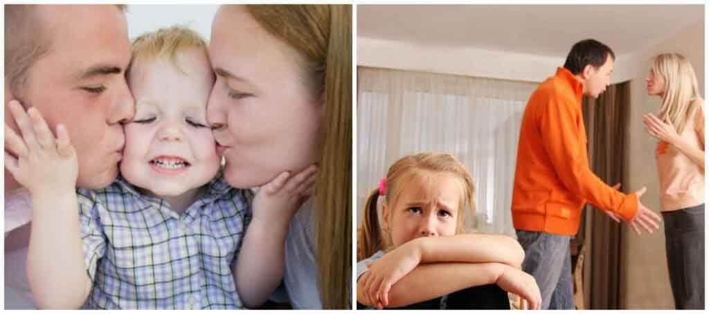 общий ребёнок